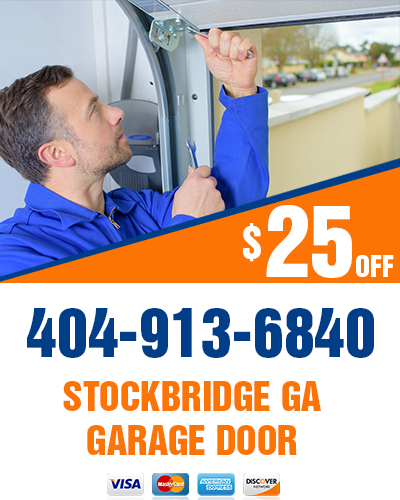 Stockbridge GA Garage Door Coupon
