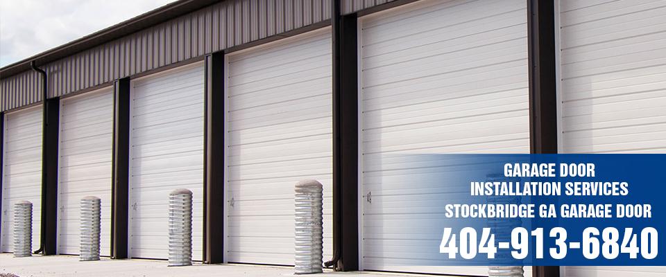 commercial garage door stockbridge ga