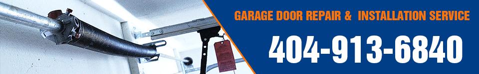 garage door extension springs stockbridge ga