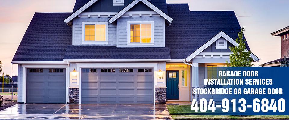 residential garage doors stockbridge ga